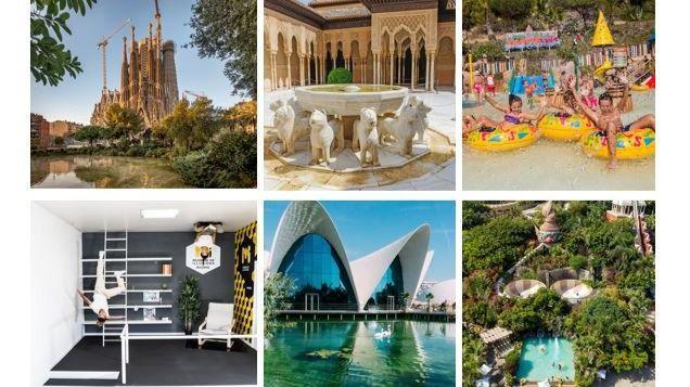 ¿Cuáles son los museos y atracciones más visitados de España?