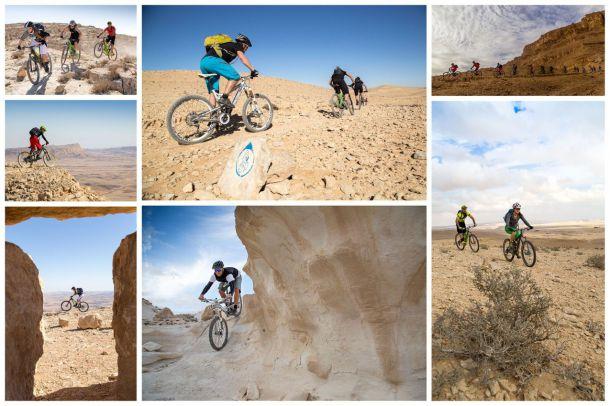 Israel: Un viaje diferente en bicicleta