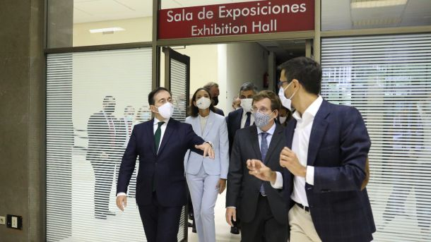 Madrid, sede de la OMT