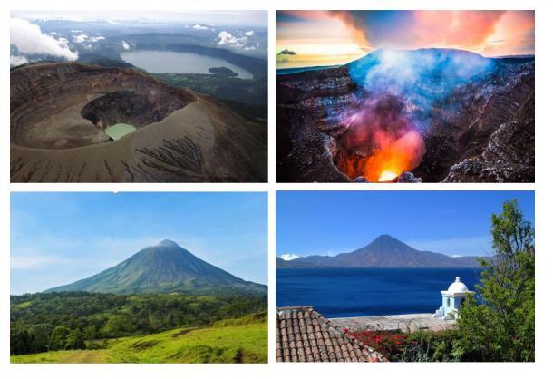 Vibrante y mágico viaje al istmo de los volcanes