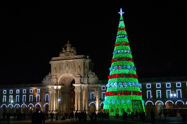 ¿Qué hacer en Lisboa esta Navidad?