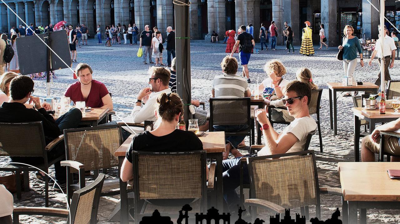 Más de 855.000 turistas visitaron Madrid en julio